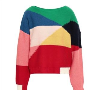Joie Colorblock Sweater